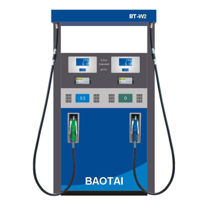 Fuel Dispenser BT-W2