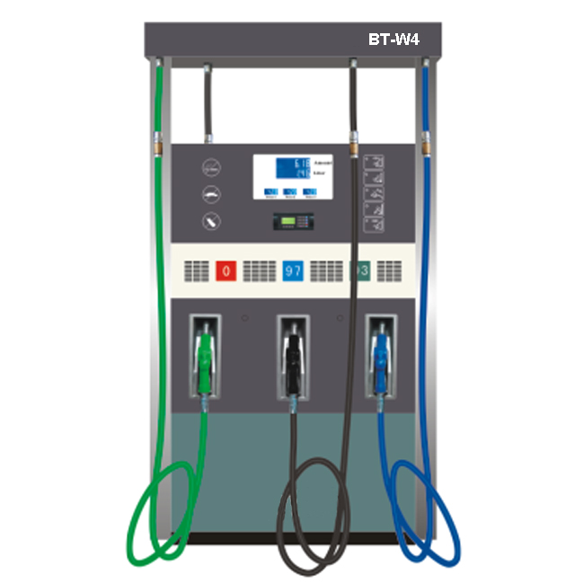 Fuel Dispenser BT-W4