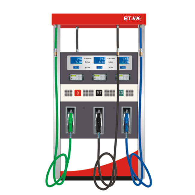 Fuel Dispenser BT-W6