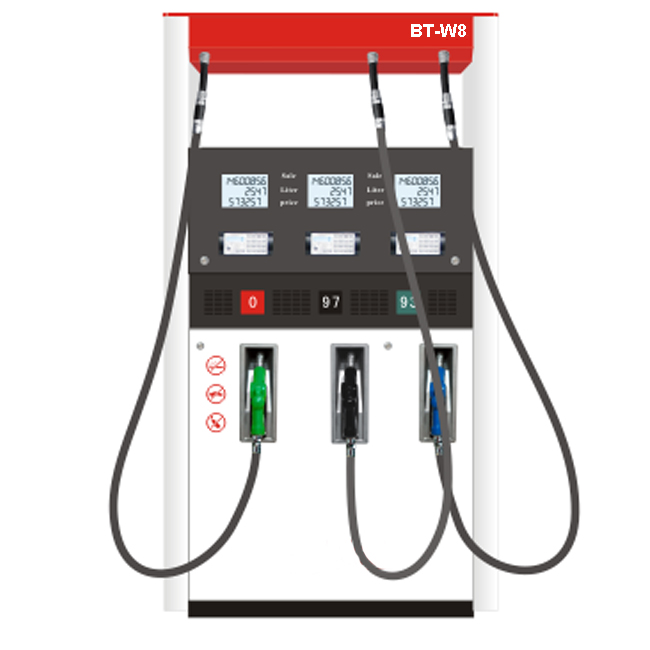 Fuel Dispenser BT-W8
