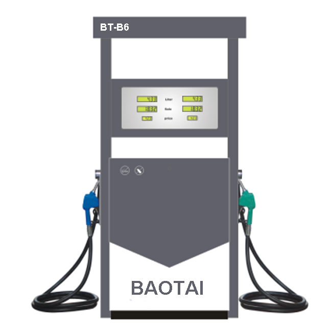 Fuel Dispenser BT-B6